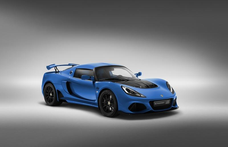 2020 Lotus Exige Sport 410 20th Anniversary Edition Exterior - image 914912