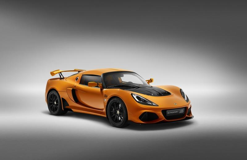 2020 Lotus Exige Sport 410 20th Anniversary Edition