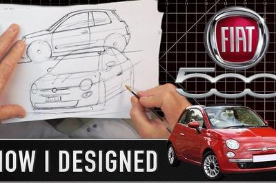 Love It Or Hate It - There's An Interesting Story Behind How the Fiat 500 Came to Be