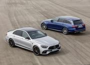 Mercedes Fired Back at the 2021 BMW M5 With the New AMG E63 S 4MATIC+ - image 912962