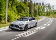 Mercedes Fired Back at the 2021 BMW M5 With the New AMG E63 S 4MATIC+ - image 912972