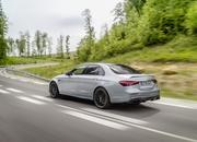 Mercedes Fired Back at the 2021 BMW M5 With the New AMG E63 S 4MATIC+ - image 912973