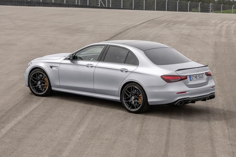 Mercedes Fired Back at the 2021 BMW M5 With the New AMG E63 S 4MATIC+