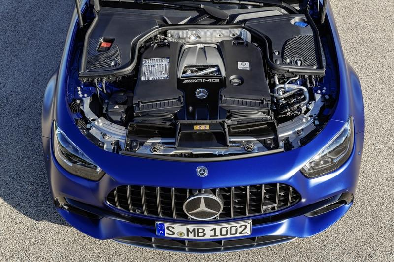 Mercedes Fired Back at the 2021 BMW M5 With the New AMG E63 S 4MATIC+ Drivetrain - image 912954