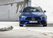 Mercedes Fired Back at the 2021 BMW M5 With the New AMG E63 S 4MATIC+ - image 912993