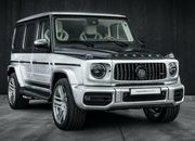 2020 Mercedes-AMG G63 Yachting Edition by Carlex Design - image 915334
