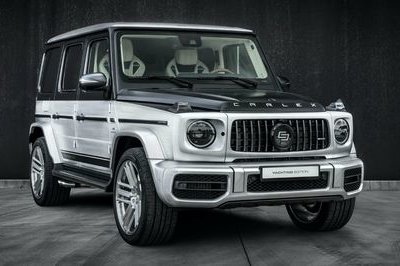 2020 Mercedes-AMG G63 Yachting Edition by Carlex Design