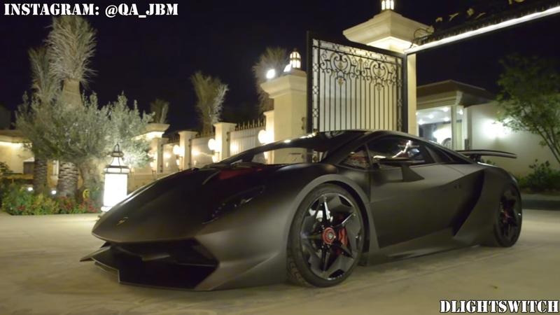 Nothing to See Here - Just A Sesto Elemento Driving on the Streets