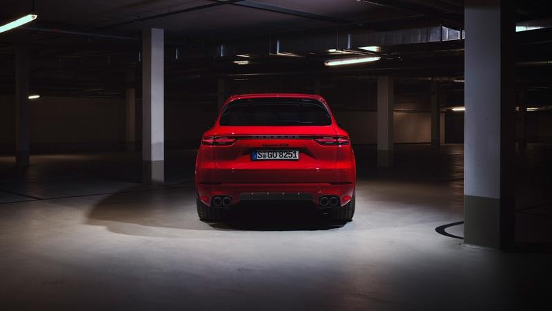 Porsche Just Gave the Cayenne GTS and GTS Coupe Turbo V-8 Power Exterior - image 912132