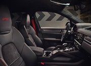 Porsche Just Gave the Cayenne GTS and GTS Coupe Turbo V-8 Power - image 912134