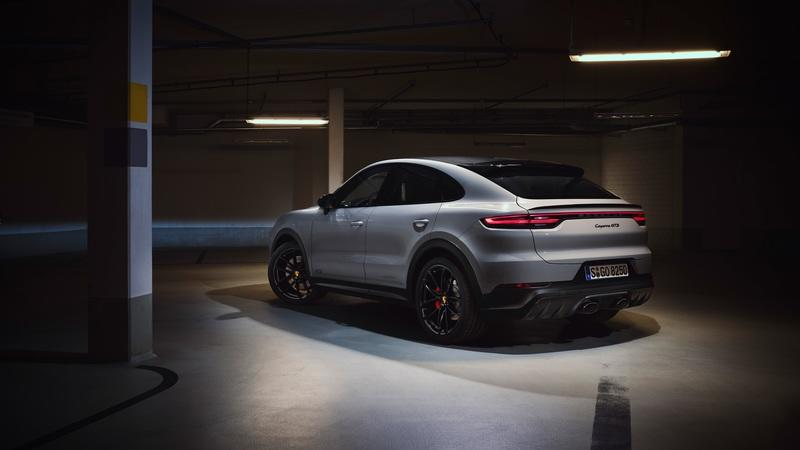 Porsche Just Gave the Cayenne GTS and GTS Coupe Turbo V-8 Power