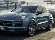 Porsche Just Gave the Cayenne GTS and GTS Coupe Turbo V-8 Power - image 912199