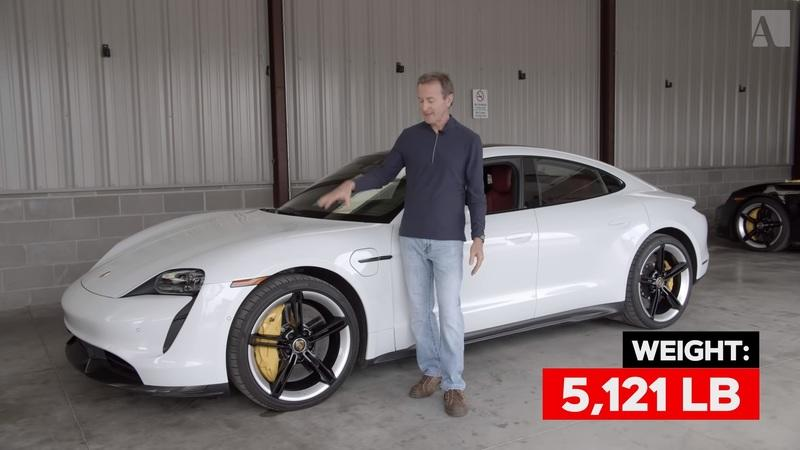 Pro Racer Reviews the 750-Horsepower Porsche Taycan Turbo S...Like a Pro - image 915583