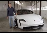 Pro Racer Reviews the 750-Horsepower Porsche Taycan Turbo S...Like a Pro - image 915585