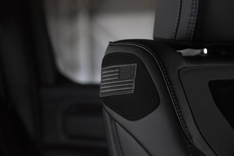 2020 Ram 1500 Built to Serve: Nautical Theme