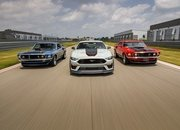 The 2021 Ford Mustang Mach 1 Has Arrived To Make Everything Right In the World - image 912527