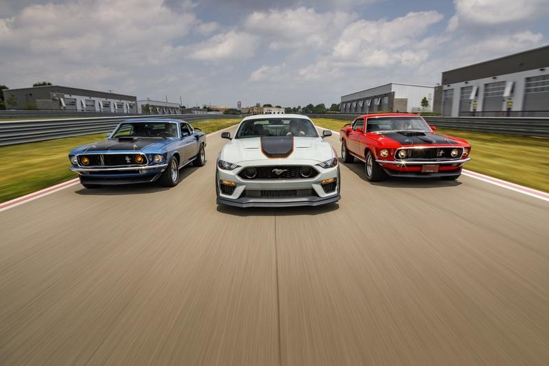 Ford Mustang Mach 1 History - A Legendary Timeline Greatness