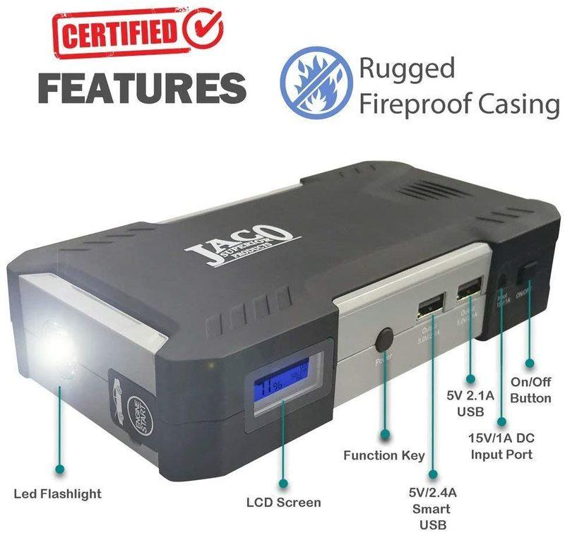 The Best Jump Starters in 2020 (Reviewed and Tester) - image 913384