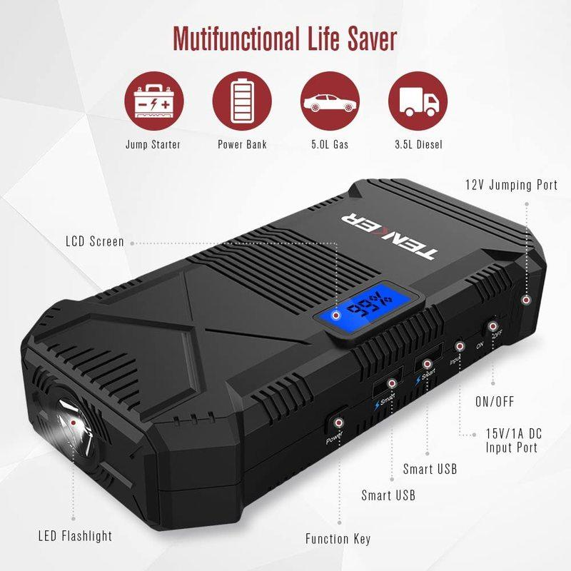 The Best Jump Starters in 2020 (Reviewed and Tester) - image 913359
