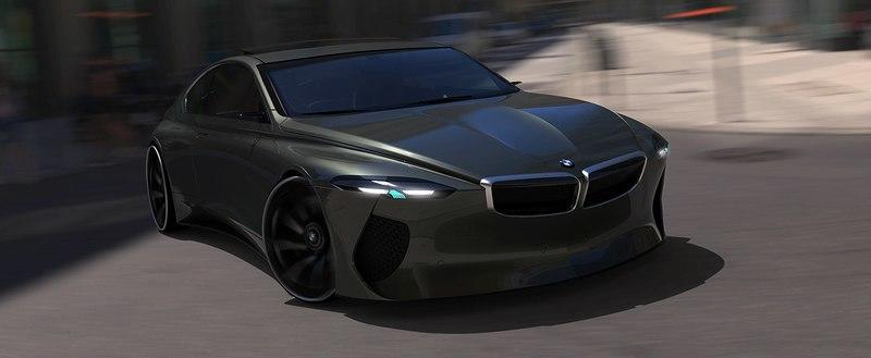 The Modern BMW 6 Series Rendering Shows Us What the BMW 8 Series Should Have Been - image 912256