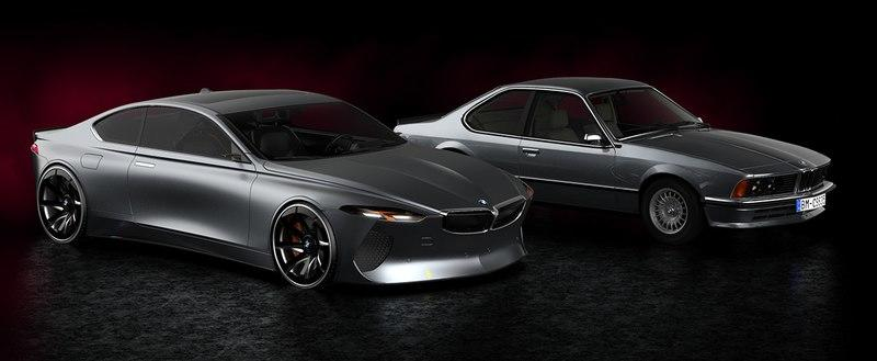 The Modern BMW 6 Series Rendering Shows Us What the BMW 8 Series Should Have Been - image 912261