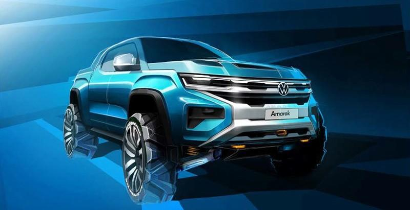 The Next-Gen Volkswagen Amarok Should Arrive in 2022 With Ford Power