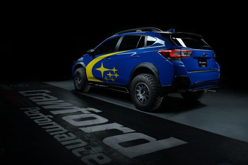 This $550 Lift Kit for the Subaru Crosstrek Is Actually Worth Having