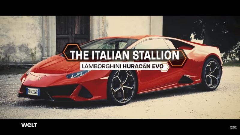 This Documentary About the Lamborghini Huracan EVO Reveals How Unique It Really Is