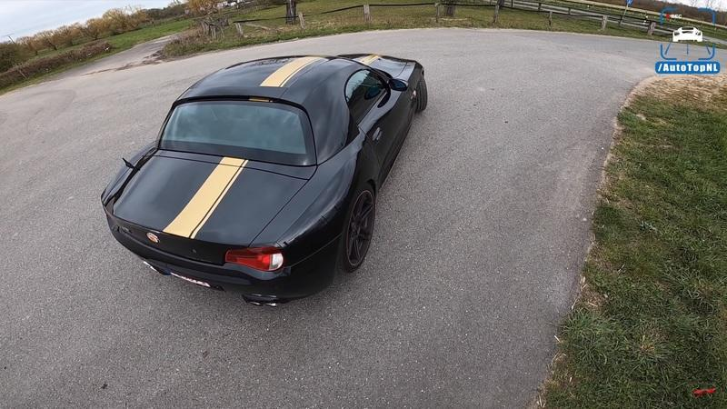 This E85 BMW Z4 With a V-10 Is Clearly From a Different Dimension or Alternate Reality