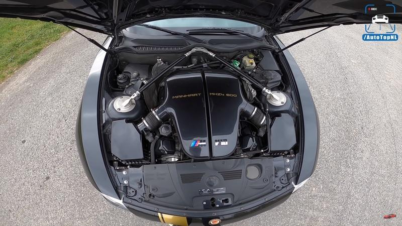 This E85 BMW Z4 With a V-10 Is Clearly From a Different Dimension or Alternate Reality - image 909263