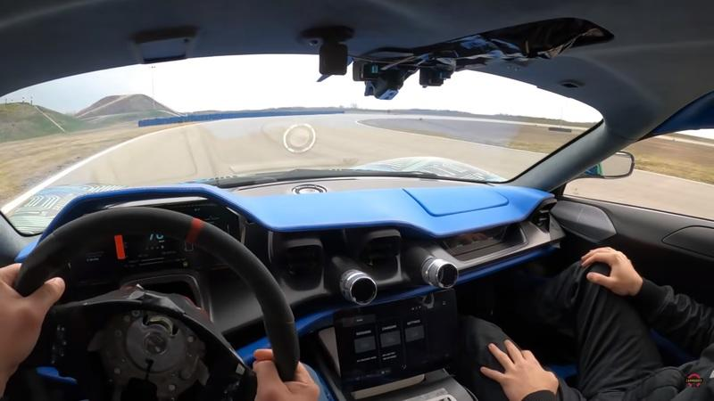 This Guy's Reaction to Driving the Rimac C Two Is Priceless - image 911679