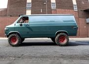 This Lifted, Off-Road GMC Vandura Would Satisfy Every Dream You Had in the 1980s - image 912280