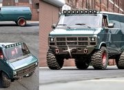 This Lifted, Off-Road GMC Vandura Would Satisfy Every Dream You Had in the 1980s - image 912282