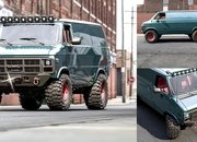 This Lifted, Off-Road GMC Vandura Would Satisfy Every Dream You Had in the 1980s - image 912283