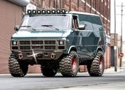 This Lifted, Off-Road GMC Vandura Would Satisfy Every Dream You Had in the 1980s - image 912279
