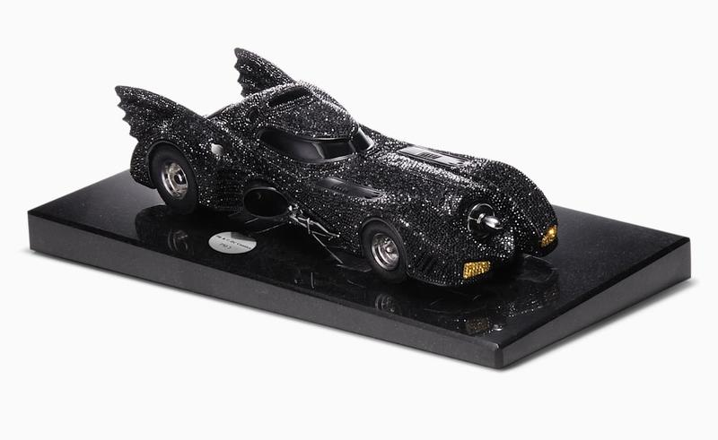 This Limited Edition Batmobile Model Is the Most Outrageously Awesome and Expensive Thing You'll See This Week
