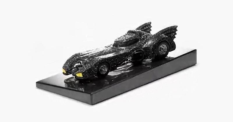 This Limited Edition Batmobile Model Is the Most Outrageously Awesome and Expensive Thing You'll See This Week - image 912700