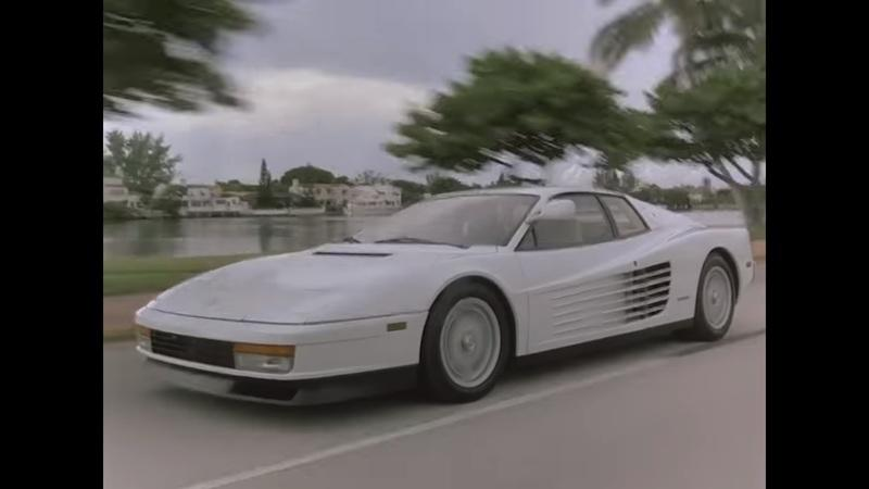 This Miami Vice Tribute Will Remind You How Awesome Cars Were in the 1980s - image 909755
