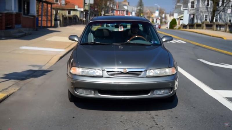 This Review of a 1997 Mazda 626 Will Take You Back to Much Simpler Times With A Few Laughs Included - image 911658