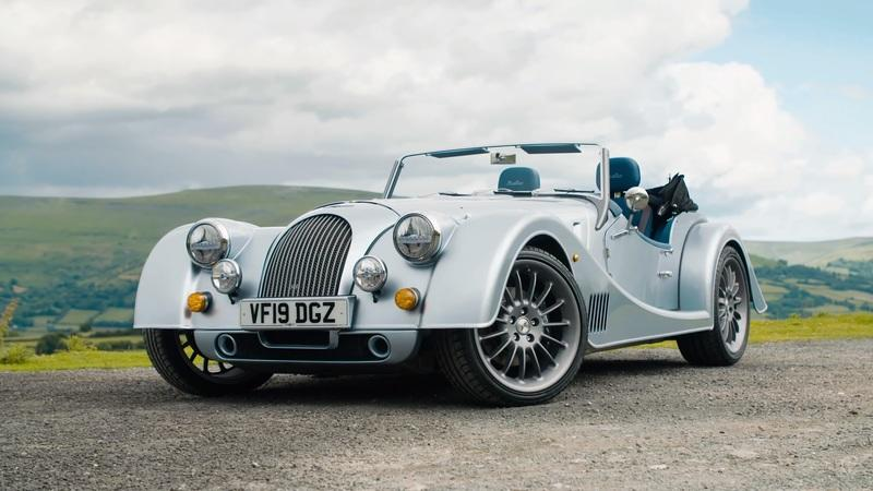 This Review Of the 2020 Morgan Plus Four Is Straight Up Carfection - image 911426