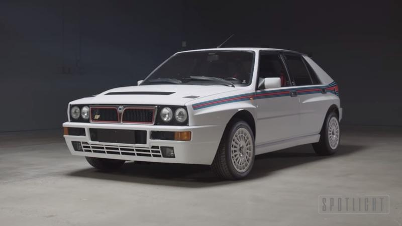 This Video Explains Why The Lancia HF Delta Integrale Is THE Hot Hatch