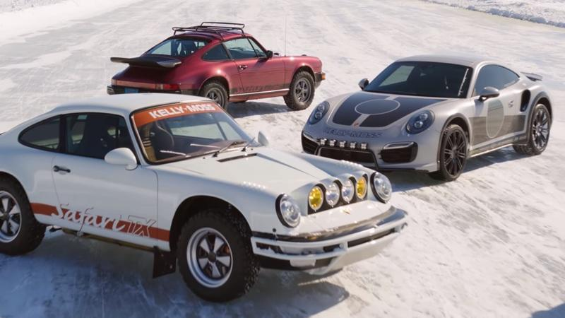 This Video Is Proof That Safari-Spec Porsche 911s Have a Place In This World