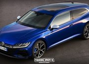 This Volkswagen Arteon Shooting Brake Is The Definition of Gorgeous - image 915929