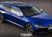This Volkswagen Arteon Shooting Brake Is The Definition of Gorgeous - image 915928