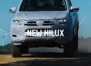 Toyota Teases The 2021 Hilux In An Official Video - image 909728