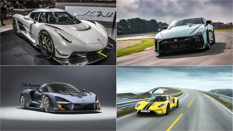 10 Cars With the Best Power Output Per Liter