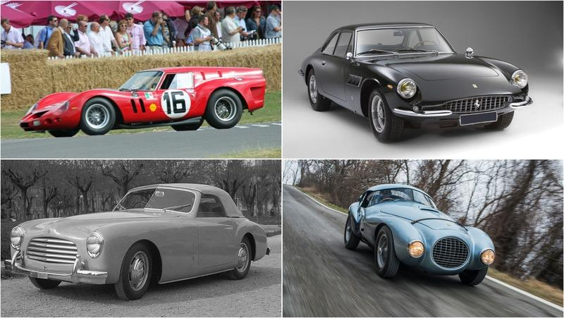 10 Classic Ferrari Cars That You Probably Forgot About