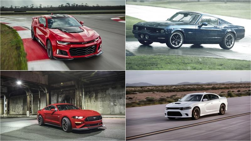 10 Modern Muscle Cars That You Shouldn't Overlook