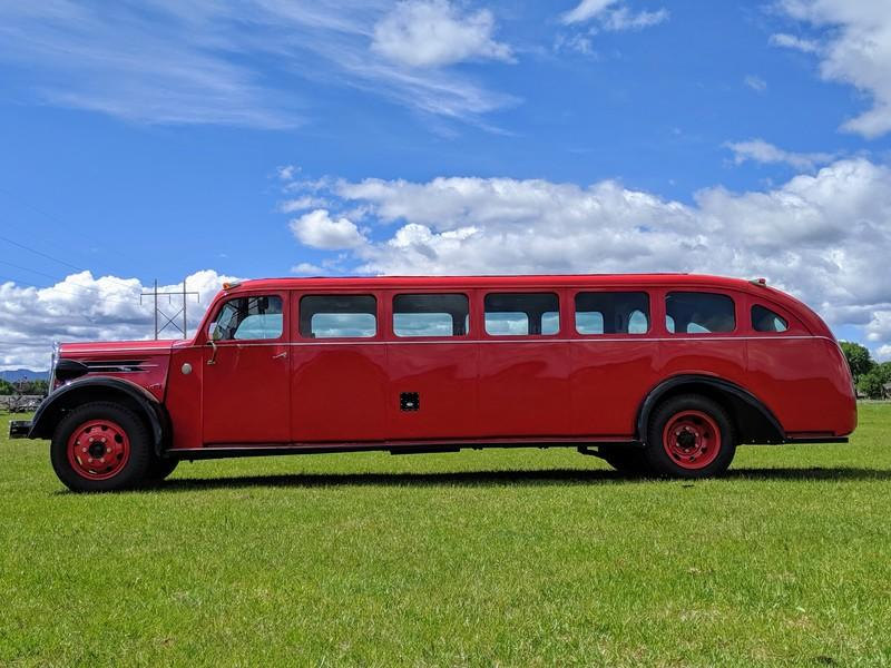 1937 Mount Rainier Kenworth Tour Bus by Legacy Classic Trucks