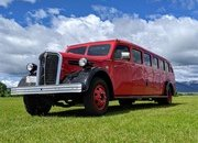 1937 Mount Rainier Kenworth Tour Bus by Legacy Classic Trucks - image 916745